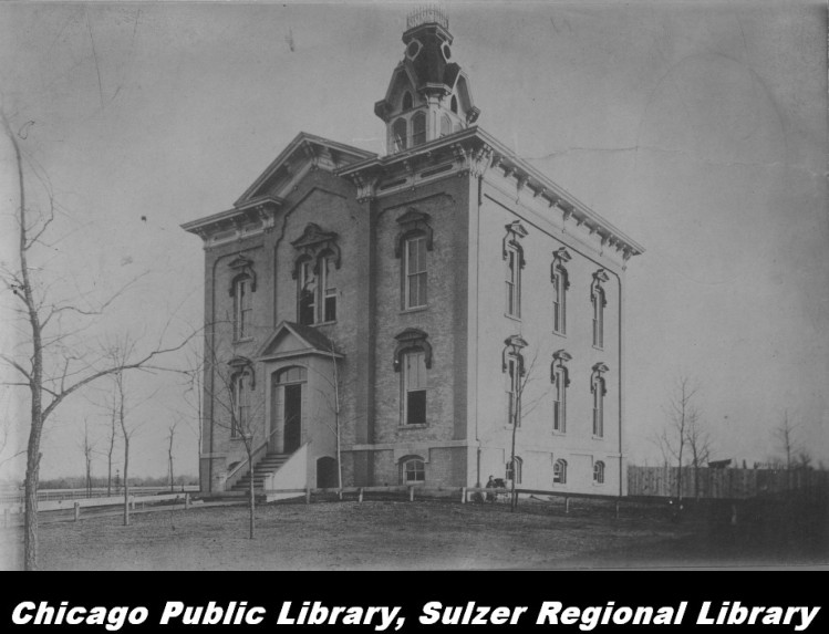 The Sulzer Road School, located on the site of Ravenswood School, existed from 1869 - 1893.