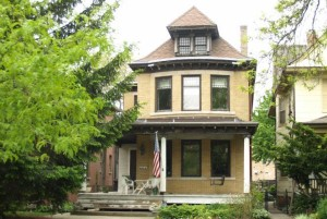4424 N Hermitage in 2008. Credit: Cook County Assessor