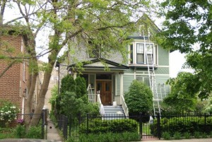 4447 N Hermitage in 2008. Credit: Cook County Assessor