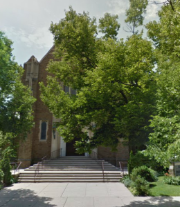 Bethany United Church of Christ. Credit: Google Street View