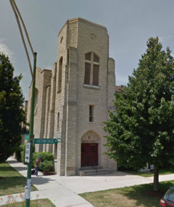 Ravenswood Presbyterian Church. Credit: Google Street View